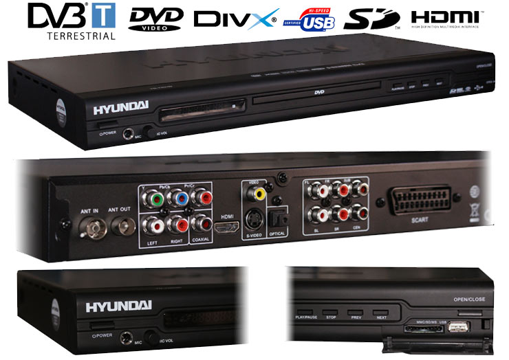 decodificatore dvd compatibile